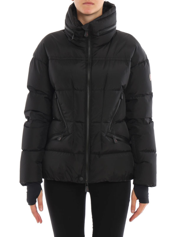bdb5df094 Moncler Grenoble - Dixence black nylon puffer jacket - padded ...
