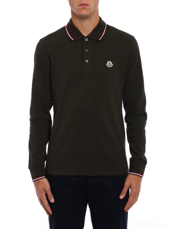 moncler polo for sale