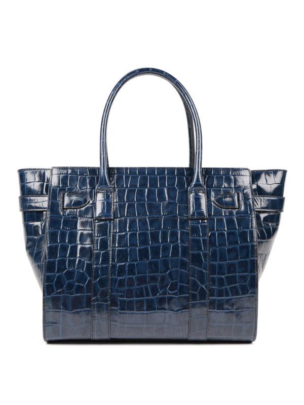 iKRIX MULBERRY: Handtaschen - Shopper - Blau