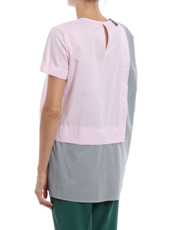 iKRIX N°21: Blusen - Bluse - Gemustert