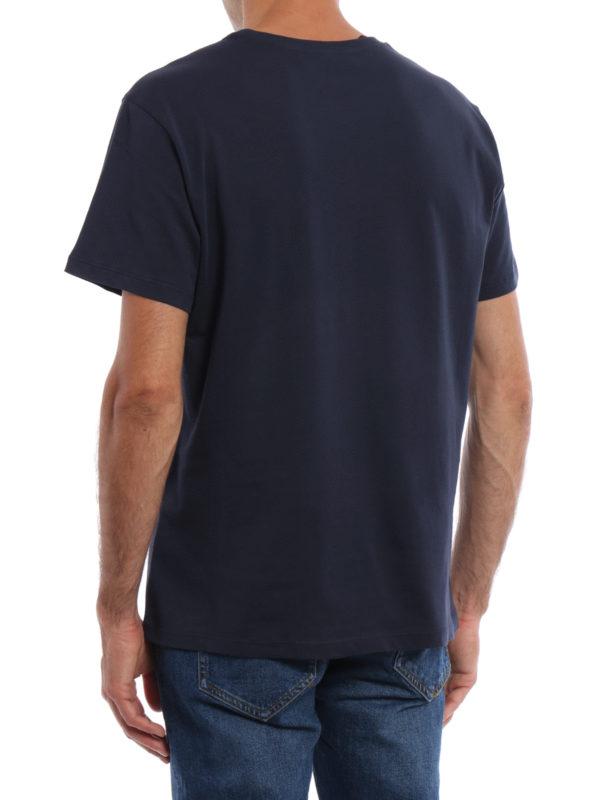 iKRIX N°21: T-shirts - T-Shirt - Blau