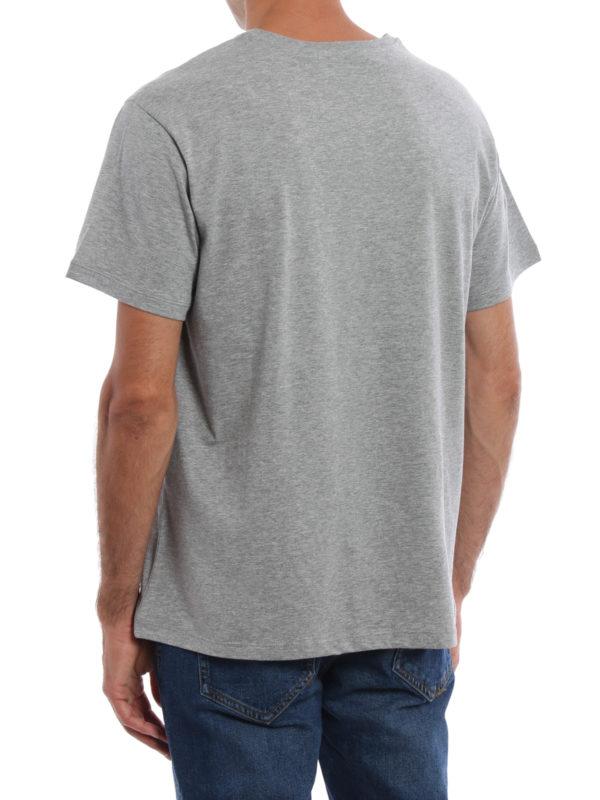 iKRIX N°21: T-shirts - T-Shirt - Grau