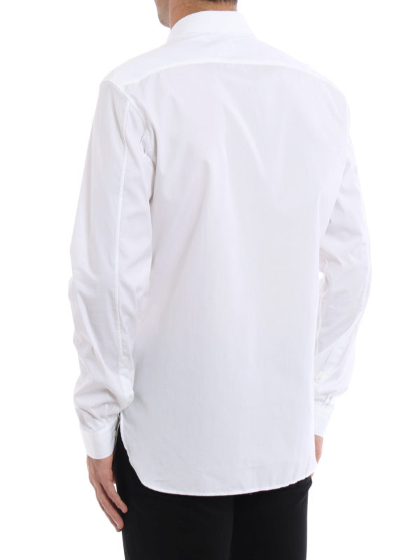iKRIX Neil Barrett: Hemden - Hemd - Slim Fit