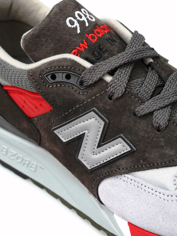 finest selection 61179 cd113 New Balance - 998 Age of Exploration sneakers - trainers ...