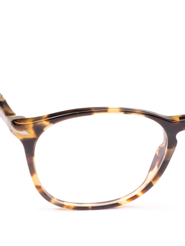 iKRIX PERSOL: Glasses - Token havana beige optical glasses