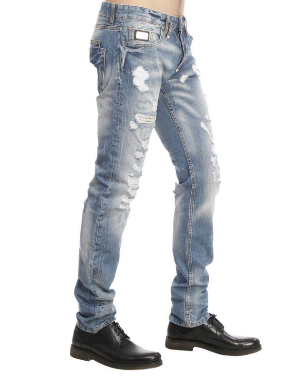 iKRIX Philipp Plein: straight leg jeans - Religion jeans