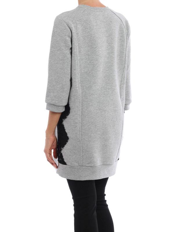 iKRIX Philipp Plein: Sweatshirts und Pullover - Sweatshirt - Grau