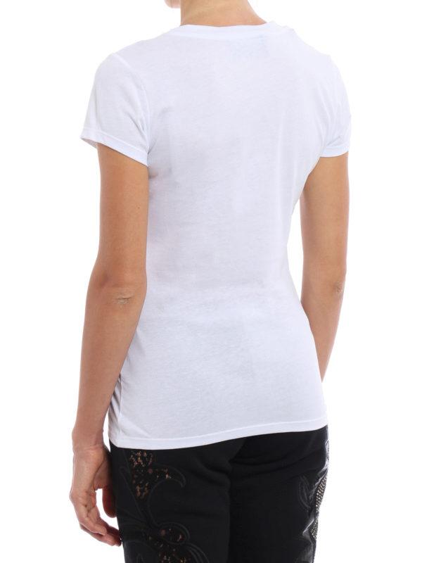 iKRIX Philipp Plein: T-shirts - T-Shirt - Weiß