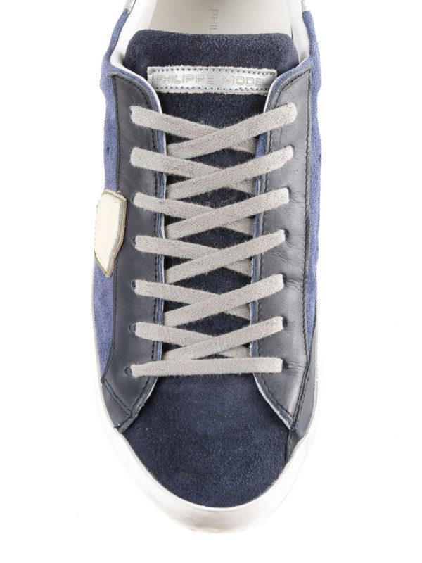 iKRIX PHILIPPE MODEL: Sneaker - Sneaker - Blau