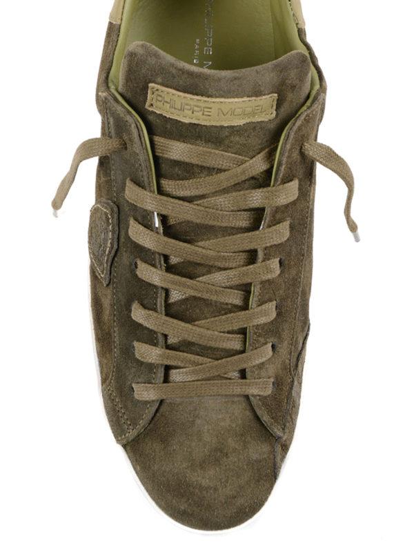 iKRIX Philippe Model: Sneaker - Sneaker - Dunkelgrün