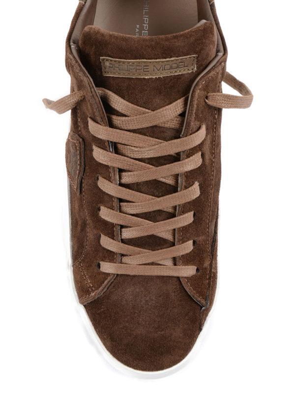 iKRIX Philippe Model: Sneaker - Sneaker - Braun