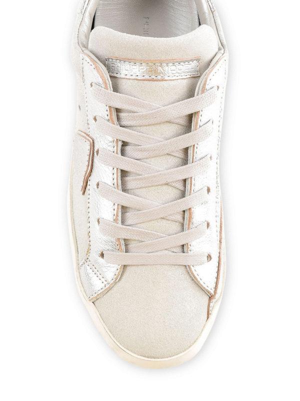 iKRIX PHILIPPE MODEL: Sneaker - Sneaker - Silber