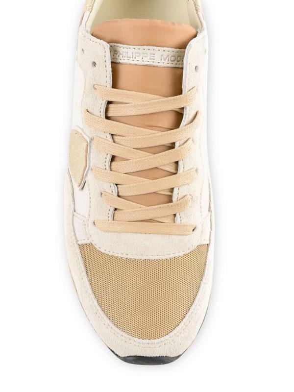 iKRIX PHILIPPE MODEL: Sneaker - Sneaker - Hellbeige
