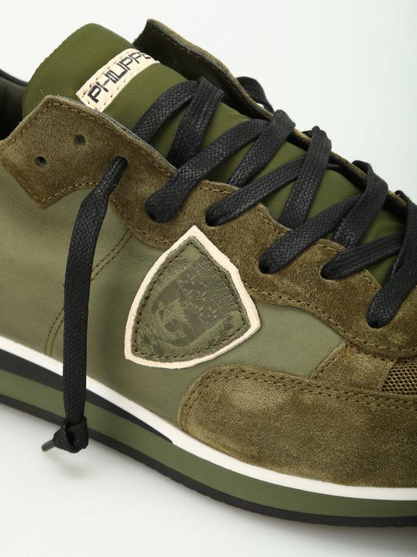 iKRIX PHILIPPE MODEL: Sneaker - Sneaker - Grün