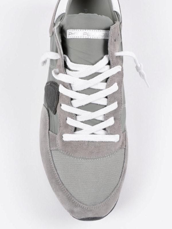 iKRIX Philippe Model: Sneaker - Sneaker - Hellgrau