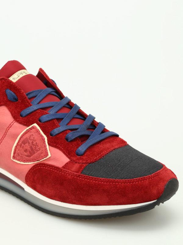 iKRIX Philippe Model: Sneaker - Sneaker - Hellrot