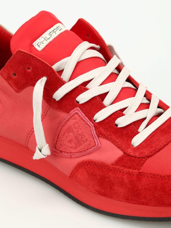 iKRIX Philippe Model: Sneaker - Sneaker - Rot