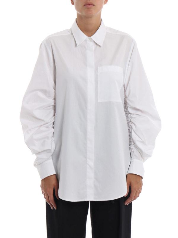 iKRIX PHILLIP LIM: Hemden - Hemd - Weiß