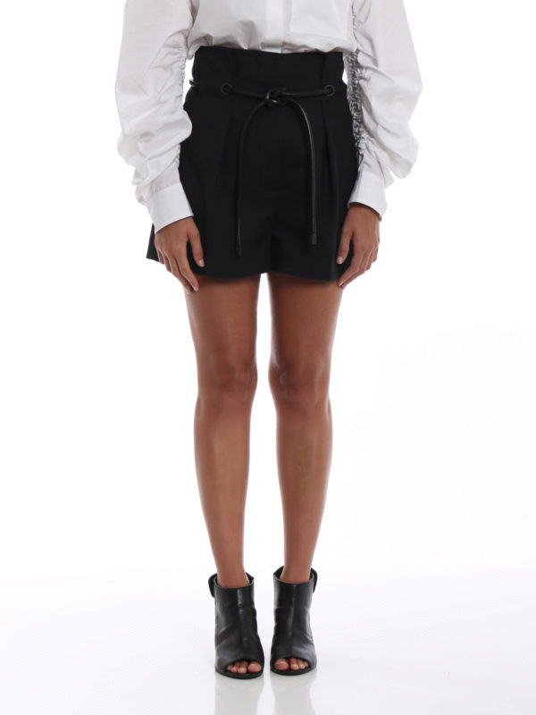 iKRIX PHILLIP LIM: Hosen Shorts - Shorts - Einfarbig
