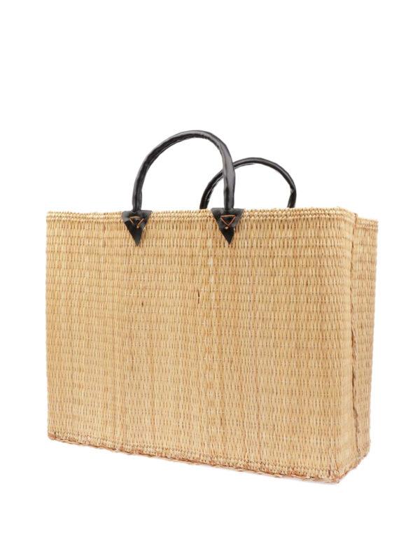 iKRIX PINK MEMORIES: totes bags - Ibiza large straw tote