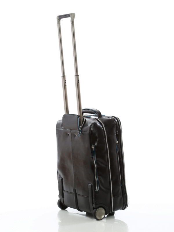 iKRIX PIQUADRO: Luggage & Travel bags - Brushed calfskin cabin luggage