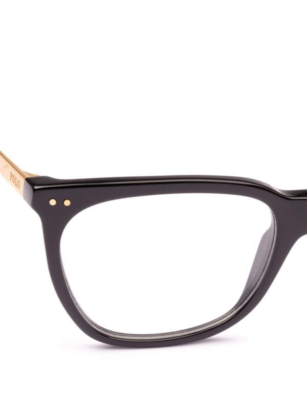 iKRIX POLO RALPH LAUREN: Brillen - Brillen - Schwarz