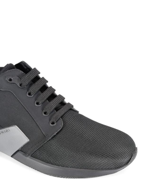 iKRIX Prada Linea Rossa: Sneaker - Sneaker - Schwarz