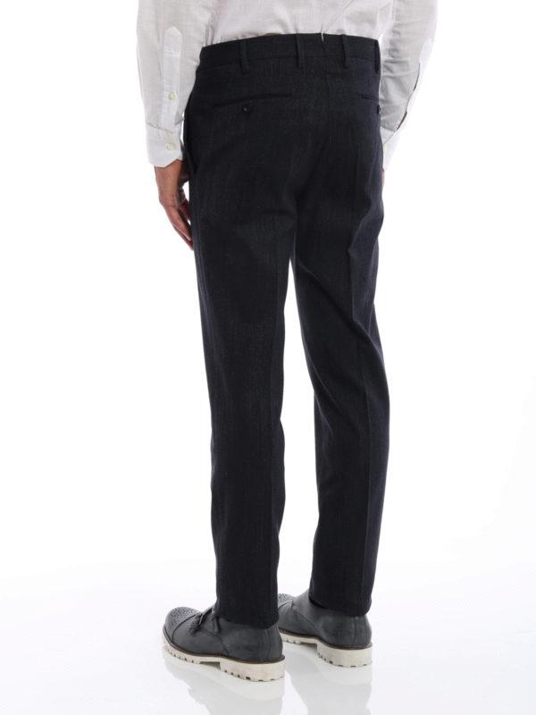 iKRIX Pt 01: Maßgeschneiderte und Formale Hosen - Formale Hose - Dunkelblau