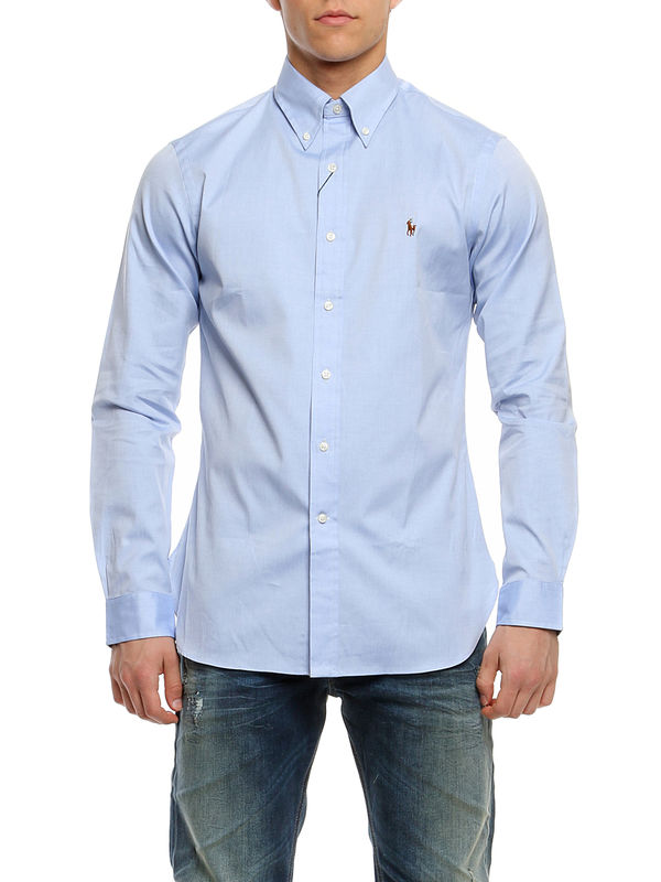 iKRIX Ralph Lauren: shirts - Popeline cotton shirt