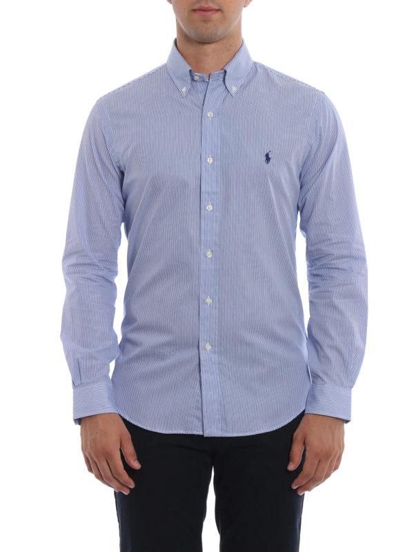 iKRIX RALPH LAUREN: Hemden - Hemd - Hellblau