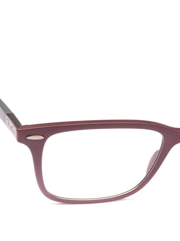 iKRIX RAY-BAN: Brillen - Brillen - Bordeaux