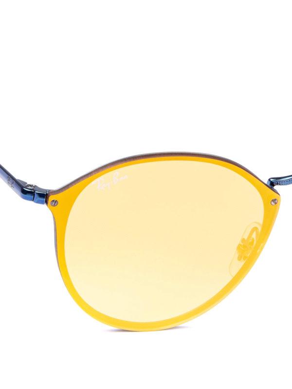 Ray Ban Gafas De Sol Amarillo Gafas de sol RB3574N90387J