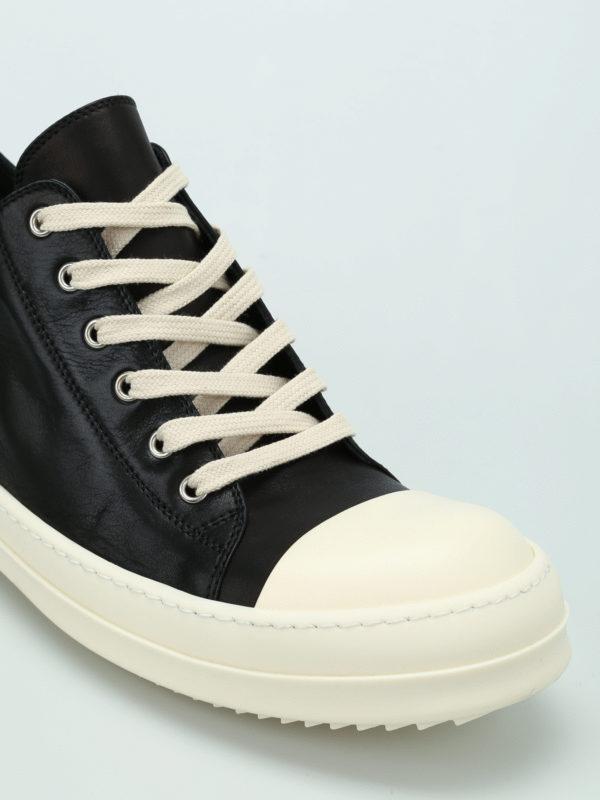 iKRIX RICK OWENS HUN: Sneaker - Sneaker - Schwarz
