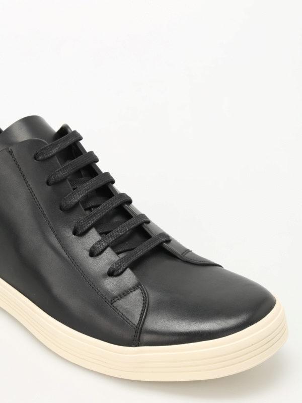 iKRIX Rick Owens: Sneaker - Sneaker - Schwarz