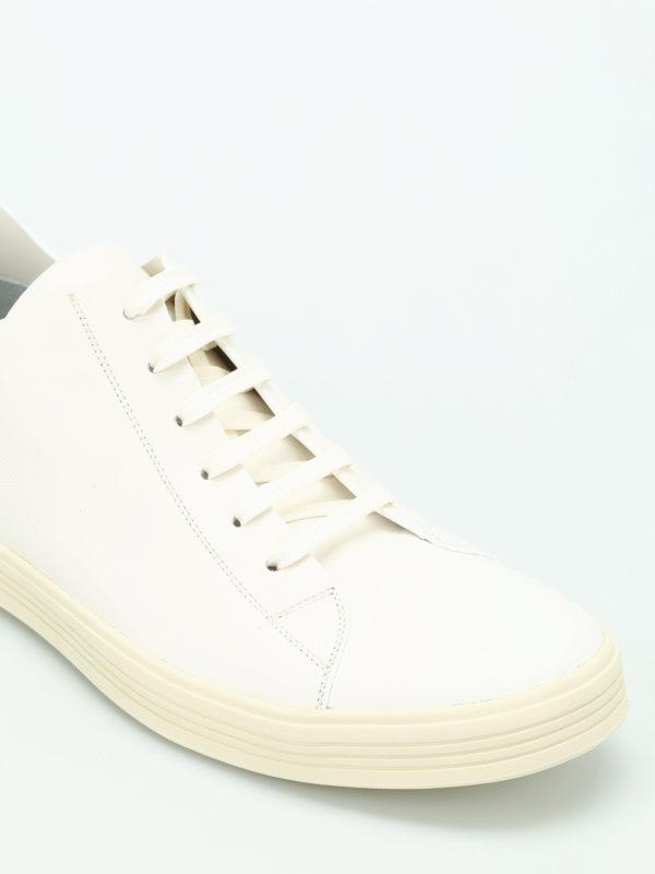iKRIX RICK OWENS HUN: Sneaker - Sneaker - Milky