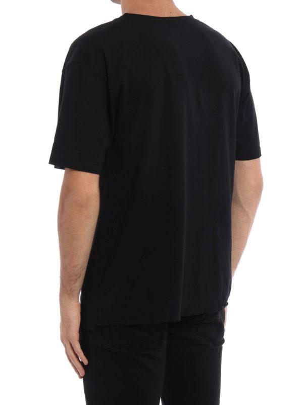 iKRIX Saint Laurent: T-shirts - T-Shirt - Gemustert