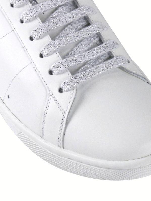 iKRIX Saint Laurent: Sneaker - Sneaker - Weiß