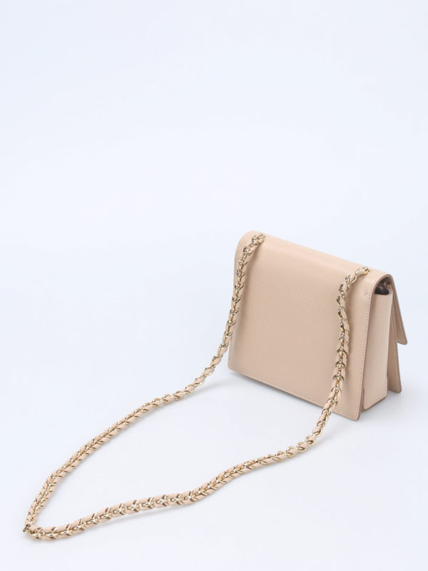 iKRIX Salvatore Ferragamo: Clutches - Clutch - Hellbeige