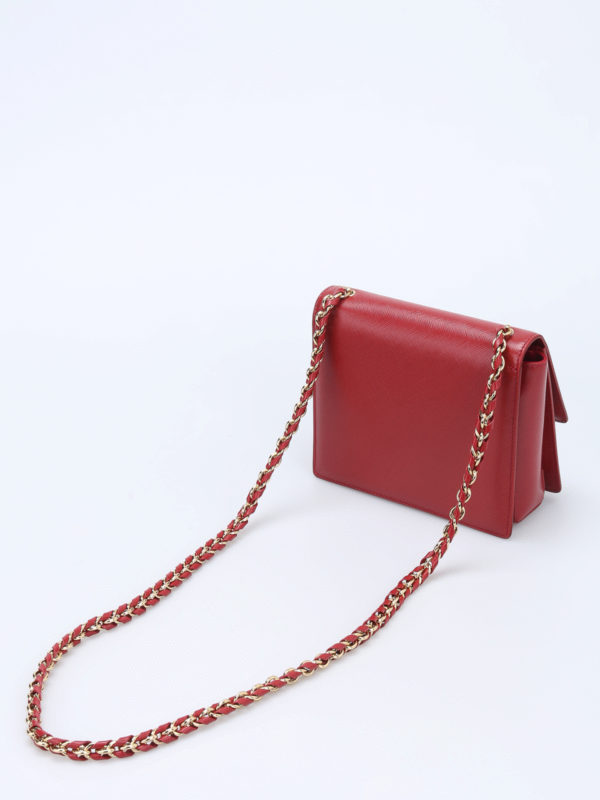 iKRIX Salvatore Ferragamo: Clutches - Clutch - Rot