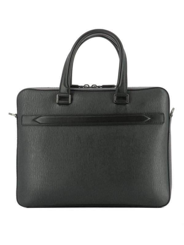 iKRIX Salvatore Ferragamo: Laptoptaschen und Aktentaschen - Aktentasche - Schwarz