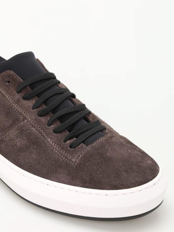 iKRIX Salvatore Ferragamo: Sneaker - Sneaker - Dunkelgrau