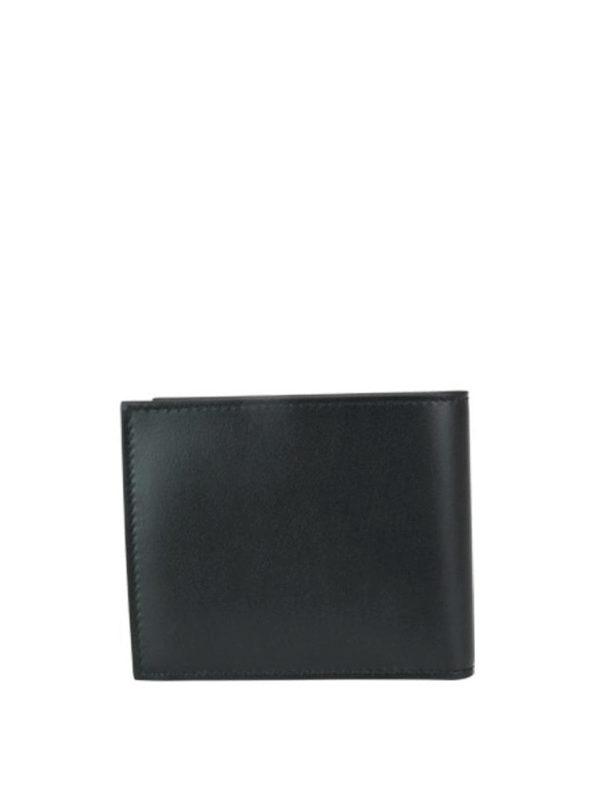 iKRIX SALVATORE FERRAGAMO: wallets & purses - Gancini embossed leather wallet