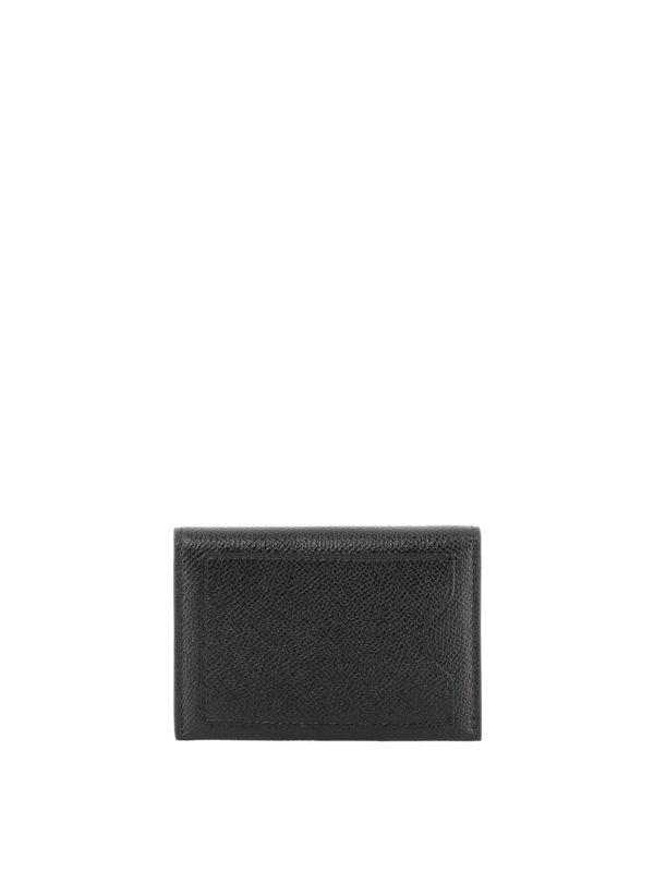 iKRIX SALVATORE FERRAGAMO: Portemonnaies und Geldbörsen - Portemonnaie - Schwarz