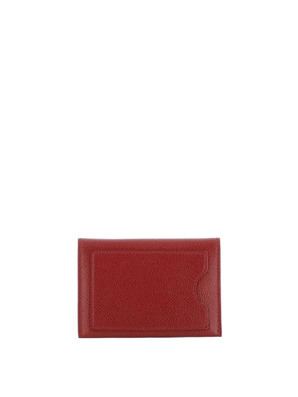 iKRIX SALVATORE FERRAGAMO: Portemonnaies und Geldbörsen - Portemonnaie - Rot