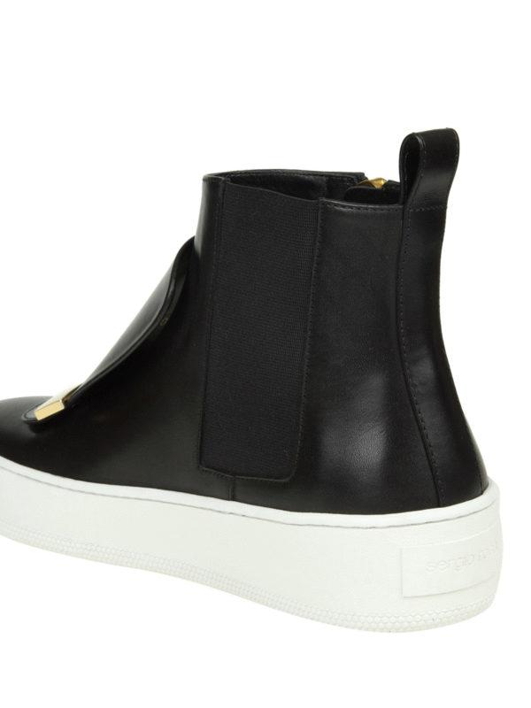 iKRIX SERGIO ROSSI: Sneaker - Sneaker - Schwarz