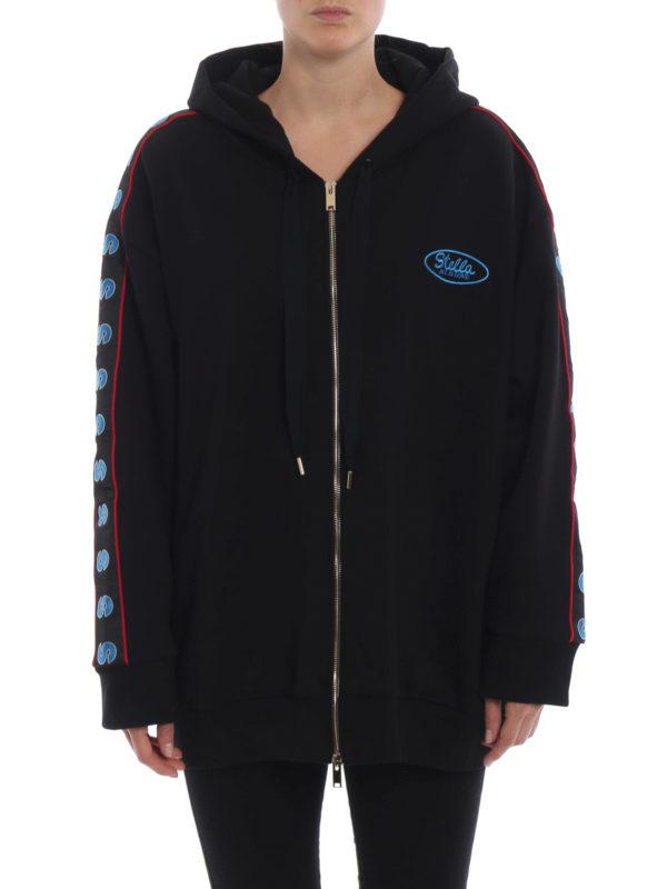 iKRIX STELLA McCARTNEY: Sweatshirts und Pullover - Sweatshirt - Schwarz