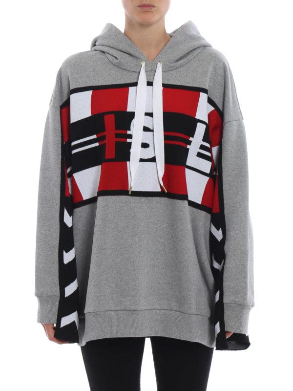 iKRIX STELLA McCARTNEY: Sweatshirts und Pullover - Sweatshirt - Grau
