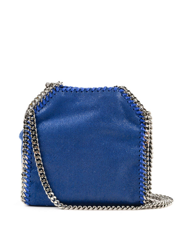 iKRIX STELLA McCARTNEY: Handtaschen - Shopper - Hellblau