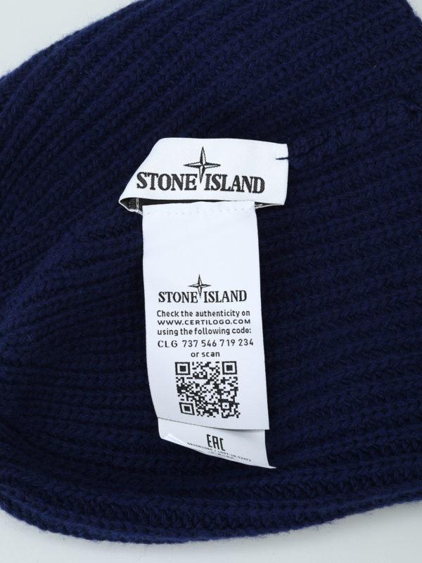 iKRIX STONE ISLAND: Mützen - Mütze - Blau