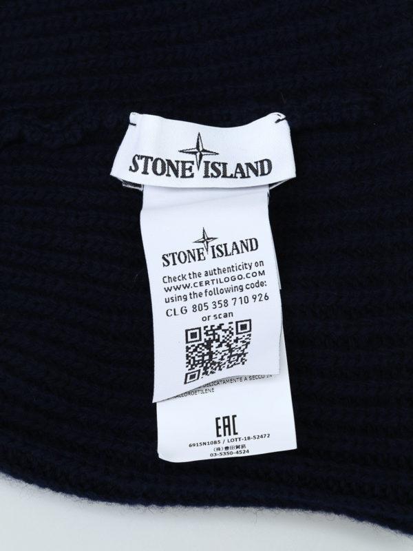 iKRIX STONE ISLAND: Mützen - Mütze - Dunkelblau